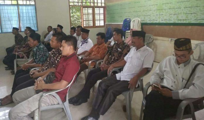 Deklarasi Damai Pilkades Serentak Kecamatan Hinai