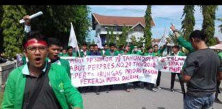 Penahanan Geuchik, Mahasiswa Hukum Nilai Distan Aceh Tak Manusiawi