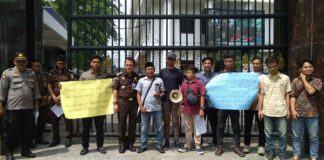 Dugaan Korupsi, Makar Laporkan Kepala Dinas PU Batu Bara di Kejatisu