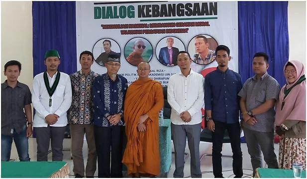 HMI Sumut Gelar Dialog Kebangsaan Tentang Rekonsiliasi Nasional