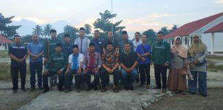 PC ISNU Langkat, Rapat Panja Jelang Pelantikan
