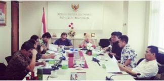 KIP dan Kemendesa PDTT Lakukan Monev Perki SLIP Desa