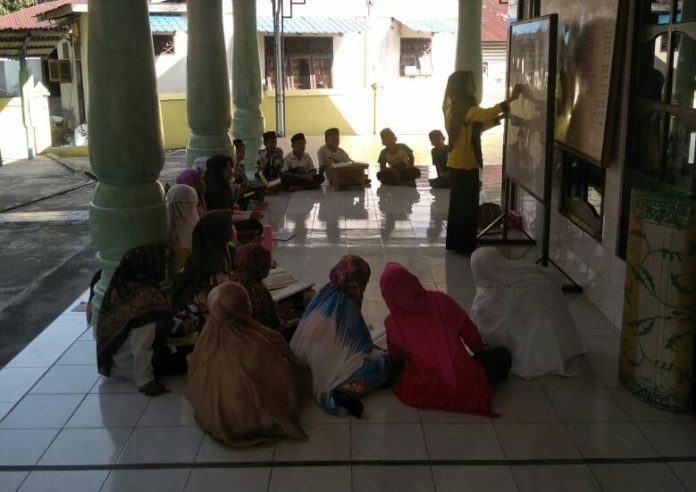 Lubuk Kertang Mengaji, Ciptakan Generasi Muda yang Islami