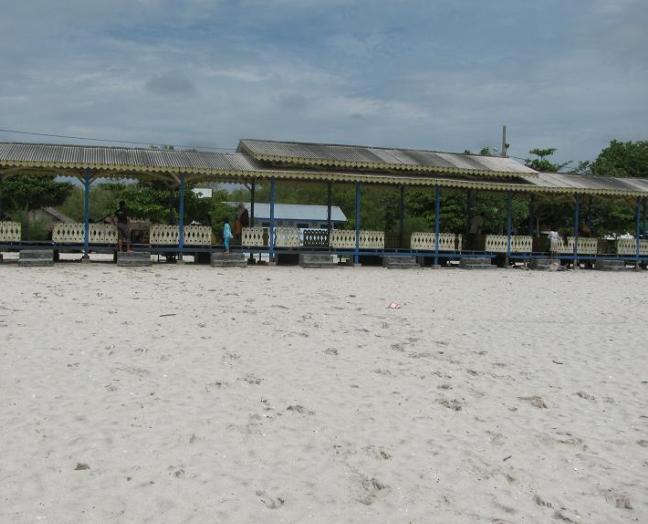 Pantai Jono, Camat MD : SKT Akan kita Bicarakan dengan Pemkab