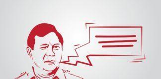 Kepedihan Hati Prabowo