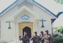 Rayon II/KP FKPPI Kota Pinang Peduli Tempat Ibadah