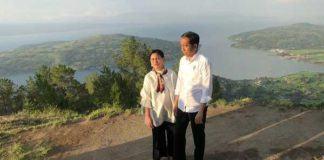 Jokowi ke Sumut, Tinjau The Kaldera Toba