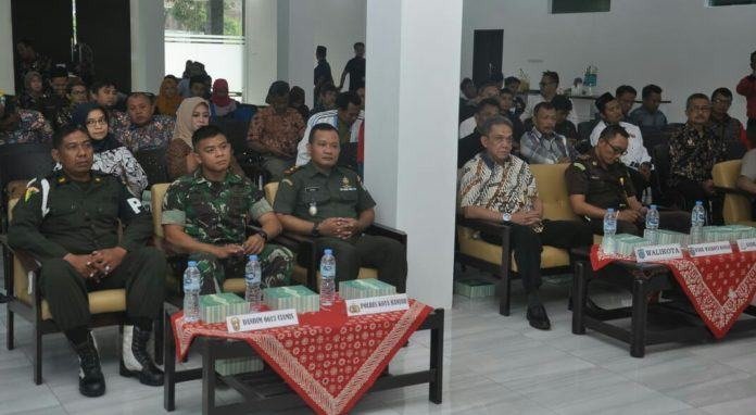 Rapat Pleno Terbuka, Kapolres Banjar Hadiri Penetapan Hasil Pemilu 2019