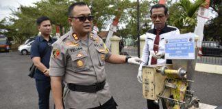Polres Banjar, Bekuk Pengedar Obat Tradisional Tanpa Izin
