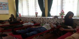 HUT RI ke-74, PGKM PTPN II Kumpulkan 48 Kantong Darah