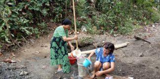 Krisis Air Bersih Ciamis, Tiga Bulan Warga Manfaat Kubangan Air