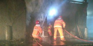 Kebakaran di Tasikmalaya, Open Pengering Kayu Ludes