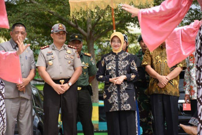 Kapolres Banjar, Hadiri Hari Koperasi ke-72