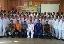 Pengukuhan Anggota Paskibra Tanjung Tiram