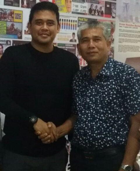 Pilkada Kota Medan, DPD LSM LIRA Lirik Bobby Nasution