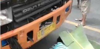 Pengendara Honda Megapro Tewas di Bilah Hulu