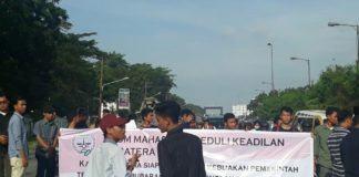 FMPK- SU, Menolak HTI di Kampus dan Dukung Pemerintah Bubarkan