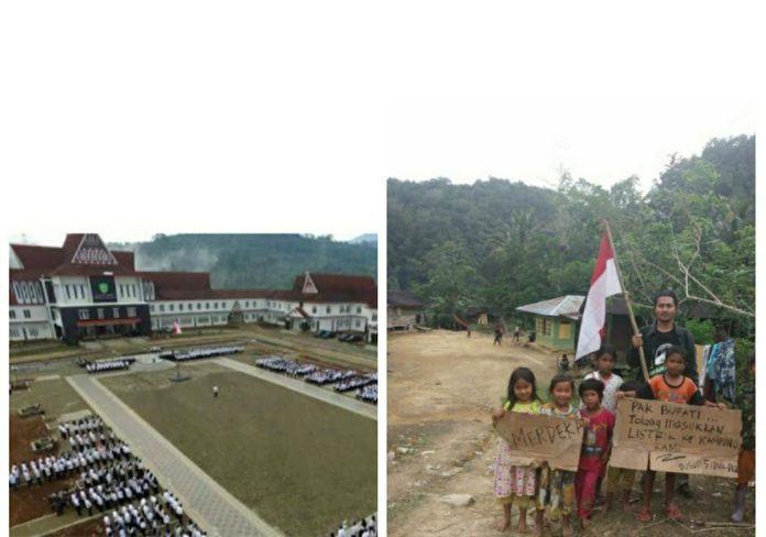 Syahrul M Pasaribu, Dinilai Gagal Pimpin Tapanuli Selatan