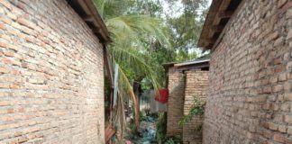 Kurangnya Perhatian Pemkab Batubara, Parit Belanda Berubah Jadi Jalan