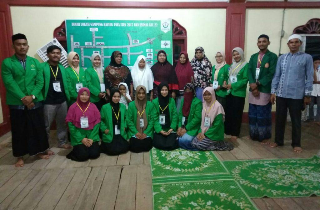 KKN Unimal Kelompok 51, Disambut Hangat Gampong Rayeuk Paya Iteuk
