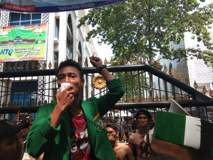 FSM Mendukung Calon Walikota Medan, Aktivis: Jangan Nakut-Nakuti Mafia
