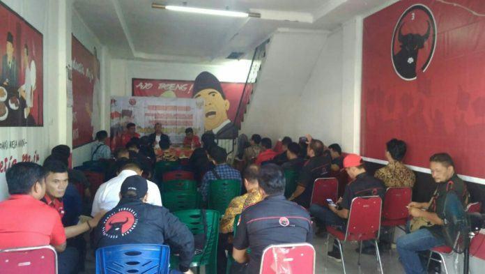 DPD Repdem Sumut, Adakan Diskusi Sosialisasi Hasil Kongres