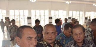 Gubernur Sumatera Utara, Pimpin Rapat Koordinasi Pengembangan Kawasan Ekowisata Terpadu