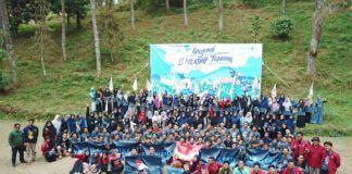 Mahasiswa Indonesia, Ikuti Kemah Kepemimpinan Latih Mental dan Kemandirian