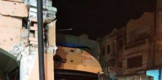 Tronton Rem Blong di Labusel, Supir Luka Berat dihakimi Massa