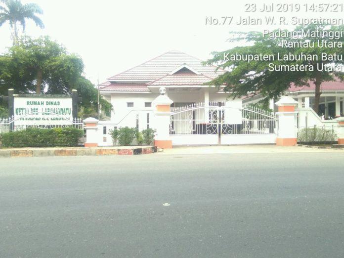 LSM P3HN Berharap, KPK RI Perhatian Terhadap Rumah Dinas Ketua DPRD