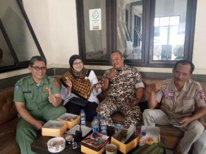 TAGANA Teladan Indonesia, Ade Deni Jadi wakil Provinsi Jawa Barat