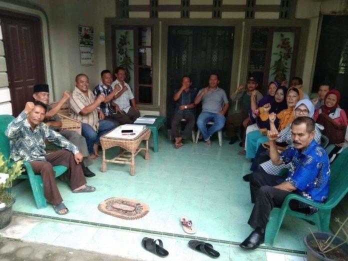 IKBPD-BP Sergai-Tebing Tinggi, Gelar Rapat Persiapan Pertemuan
