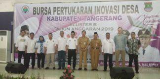 World Bank, Kunjungi Bursa Pertukaran Inovasi Desa di Kabupaten Tangerang