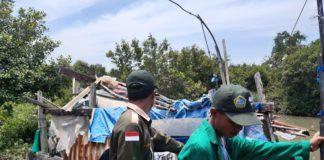 Warga Miskin Medan, Mahasiswa KKN UIN-SU Prihatin dengan Nasir