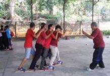 Lomba Agustusan Seru Ala Karyawan Dompet Dhuafa Pendidikan