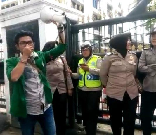 BEM Nusantara Sumut, Dukung Kapolri Mengusut Pembakaran dan Provokatif di Papua Barat