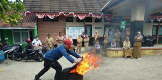 Pemadam Kebakaran Pangandaran, Tanggap Darurat Selamatkan Pegawai dan Pasien