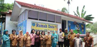 Lingkungan Paindoan Rantau Prapat, Ikuti Penilaian Kampung KB Tingkat Provinsi