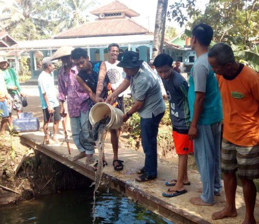 BPD Desa Bangunsari, Melarang Warga Tangkap Ikan Gunakan Setrum
