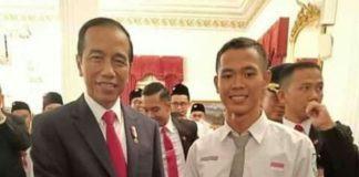 Derita Anak Yatim Gagal Paskibra, Ketemu Jokowi dan Tamu Hitam Putih