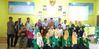 Ciptakan Desa Sehat, Pjs Nenassiam Kerjasama dengan Mahasiswa FKM UINSU