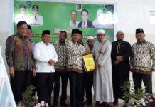 FKDT Padang Lawas, Usulkan Ranperda Diniyah