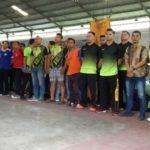Kadis Pemuda dan Olahraga Labuhanbatu, Hadiri Pembukaan Turnamen Futsal Kapolres Cup