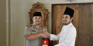 Kapolres Banjar, Silaturahmi ke Pondok Pesantren Assanusiyah
