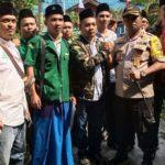 Kapolres Simalungun, Ceramah Kebangsaan pada Pembukaan DTD Ansor Pematangsiantar