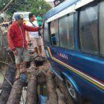 Jembatan Pagurawan Hancur Terbengkalai, GERAMM : Pemkab dan Dewan Jangan Mandul
