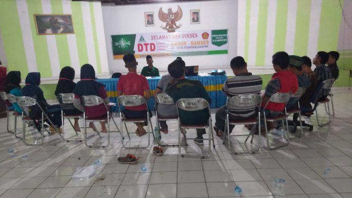 DTD Ansor Pematangsiantar, Lahirkan 14 Kader