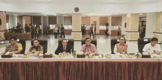 Sail Nias 2019, Panitia Matangkan Persiapan Pengamanan Presiden Jokowi