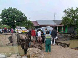 Jembatan Pagurawan Hancur, Aktivis Medang Deras Nilai Camat Sudah Kelewatan