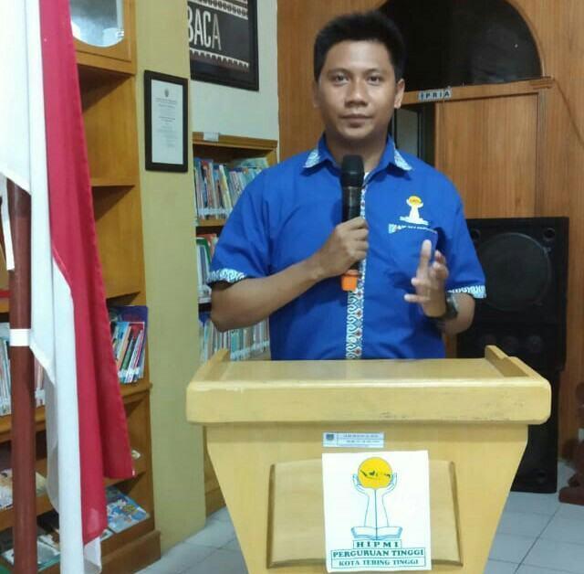 HIPMI PT Kota Tebing Tinggi, Laksanakan Ngopi Kewirusahaan